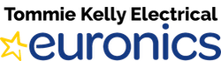 Tommie Kelly Euronics Logo
